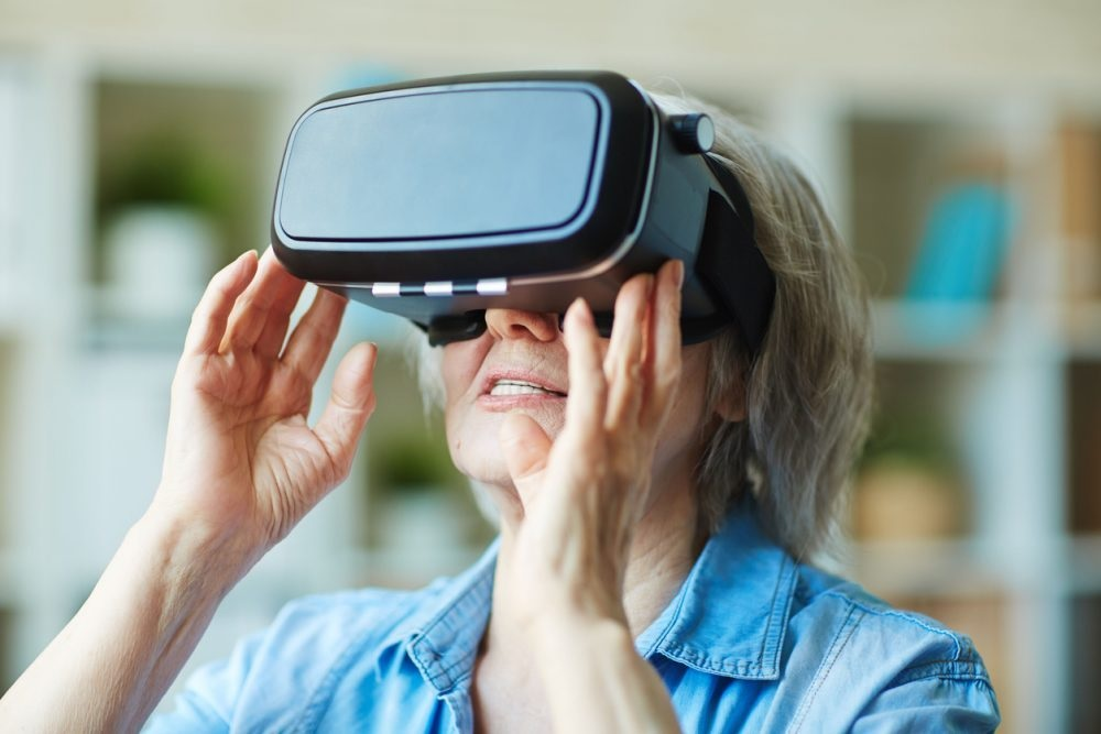 Devices Useful For Virtual Reality Therapies And The development of Diverse Skills