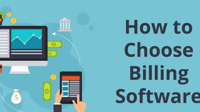 Pick a Billing Software Carefully which means you Get Good The Best Value