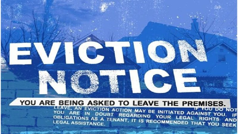 Types of eviction notices and their purpose