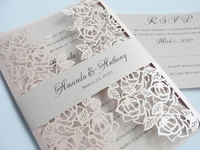 Simple guidance for you in Invitation for wedding