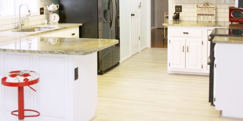 Makeover Your Tired Old Kitchen the Easy Way