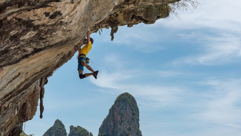 5 Rock Climbing Hotspots in Southeast Asia