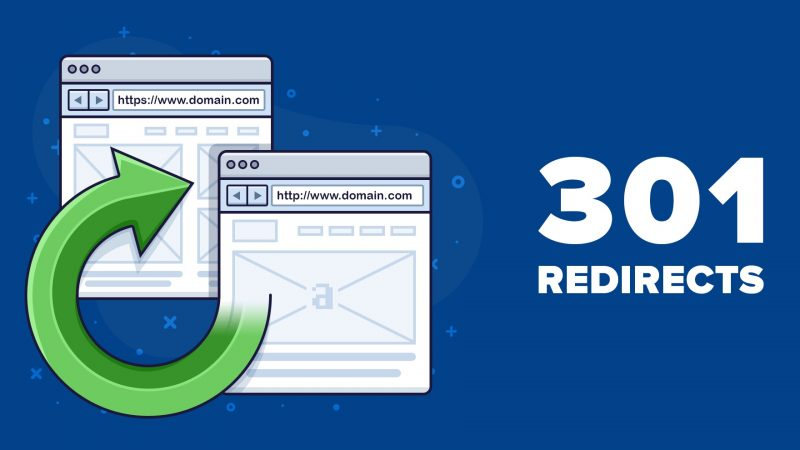 Use 301 Redirect to Continue Getting Traffic from the Old Removed Pages