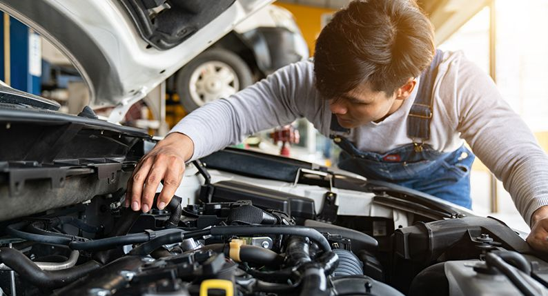 Types of auto services from maintenance and inspection