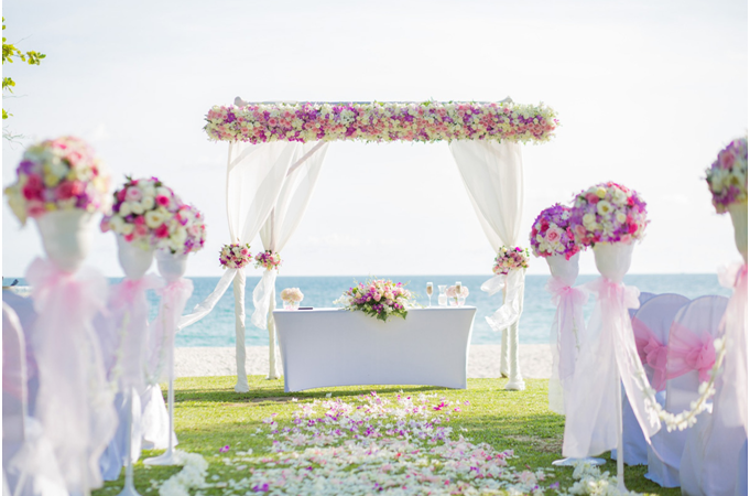 Tips For Helping You Choose The Right Flowers For Your Wedding Day