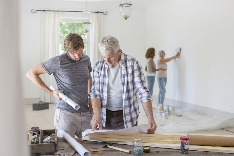 What are Essential Home Repairs and Improvement services?