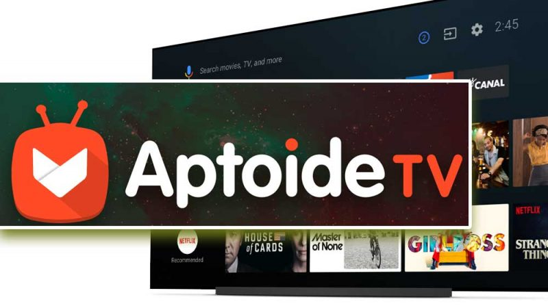 Aptoide Vs Aptoide TV