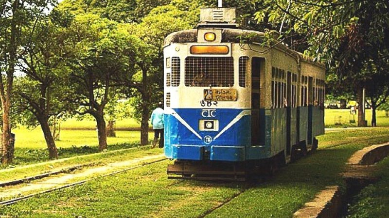 Here's What to Know About the Tram System in Kolkata