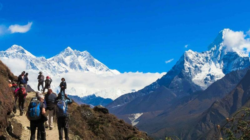 Challenging Trek Everest Three High Passes Trek In Nepal