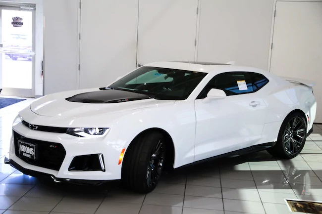 Everything You Need To Know About the New Chevy Camaro in Baltimore