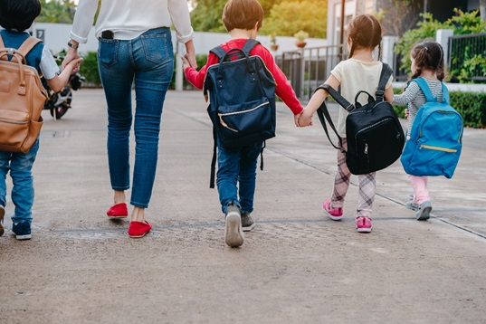 How to help your kids stay healthy this new school year