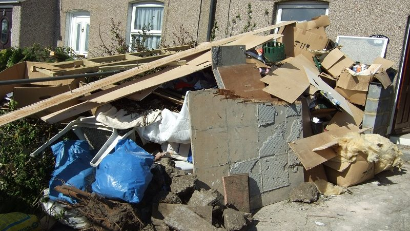 Rubbish cleaning services for getting peace of mind