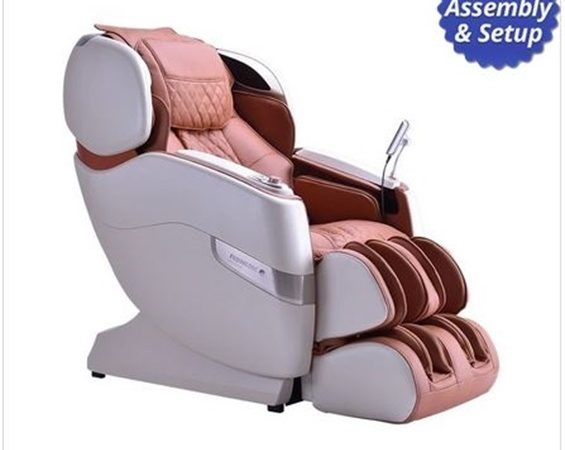 The Features Of This Massage Chair Will Blow Your Mind