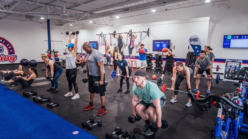 Why is Mark Wahlberg passionate about F45 Training?