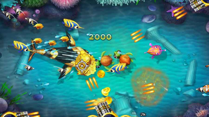 Playing Fish Shooting Online Games: The Best Guide for Beginners