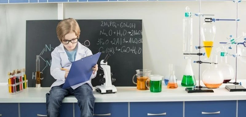 The importance of advance science lab in school