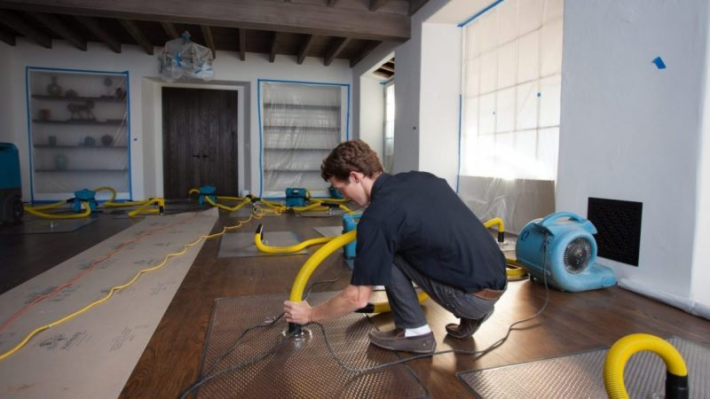 Advantages of Hiring a Professional Water Damage Service