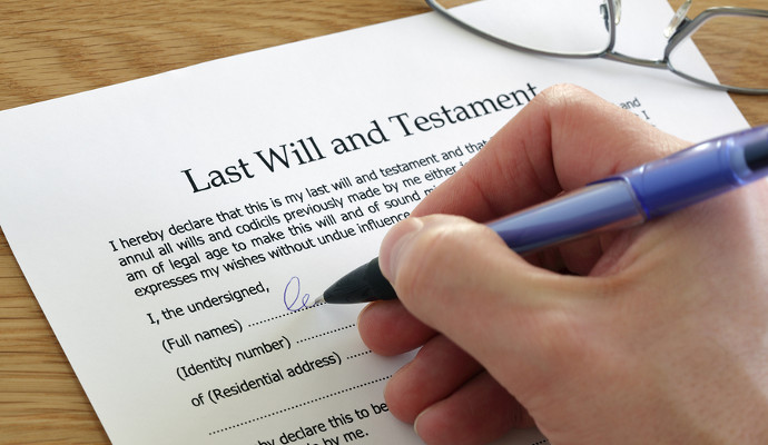 What If You Die Without A Will?